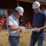 Ehitusprojekti arutelu