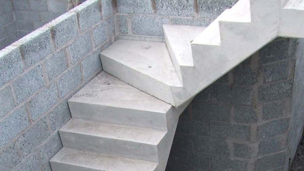 Keldritrepp betoonist